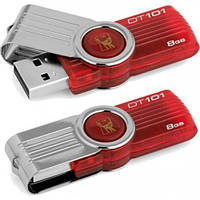 USB Flash 8GB флешка Kingston DataTraveler 101 G2