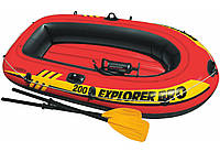 Надувная лодка INTEX Explorer Pro 200 58357