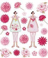 """Наклейки Tilda """"Flowergarden"""""""