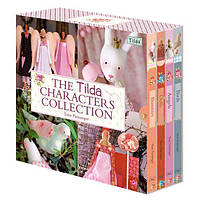 Коллекция книг The Tilda Characters Collection