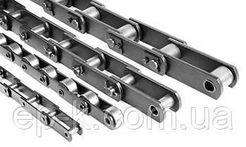 Цепи МС 28-1-80-3 тяговые пластинчатые, фото 3