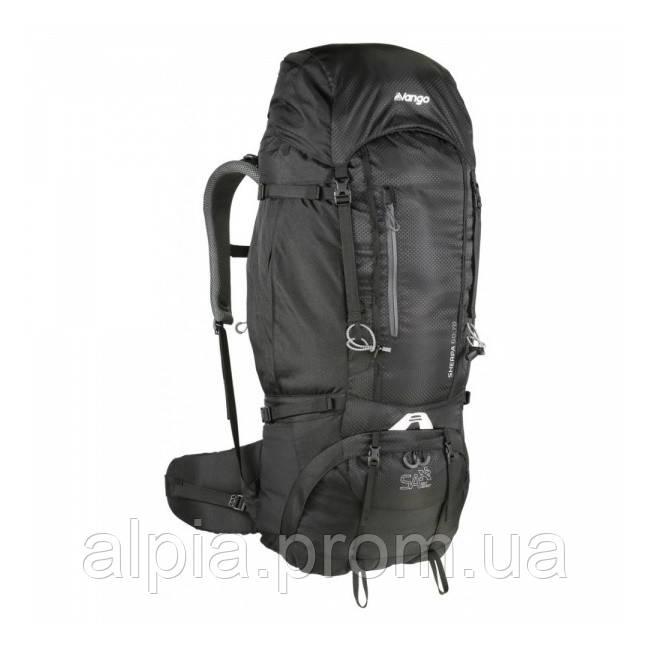 Туристический рюкзак Vango Sherpa 60:70 Black