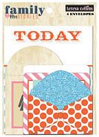 Конверты Teresa Collins  - Envelopes, FS1018
