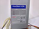 Блок живлення 410W MaxSilent CSL MS-410 б/у, фото 2