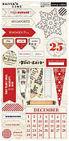 Чипборды Teresa Collins - Die Cut Chipboard Stickers, SL1025