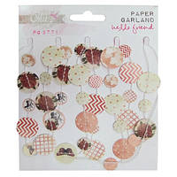 Бумажная гирлянда Glitz Design - Hello Friend - Paper Garland , PG3771