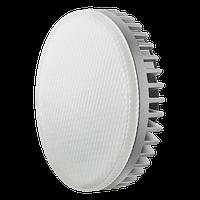 Светодиодная энергосберегающая лампа GX53 8W 3000K