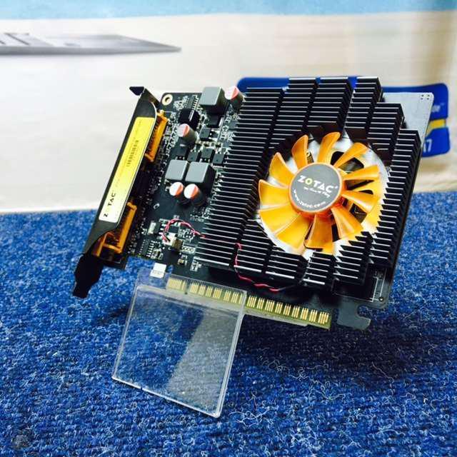Под восстановление.ZOTAC GeForce GT 630 810 Mhz PCI-E 2.0 2048Mb 1333 Mhz 128 bit 2xDVI Mini-HDMI HDCP