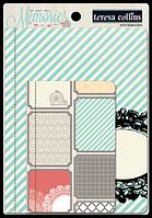 Блокноты Teresa Collins - Notebooks, MEM127