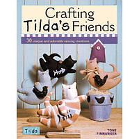 Книга идеи и выкройки Тильда Crafting Tilda's Friend