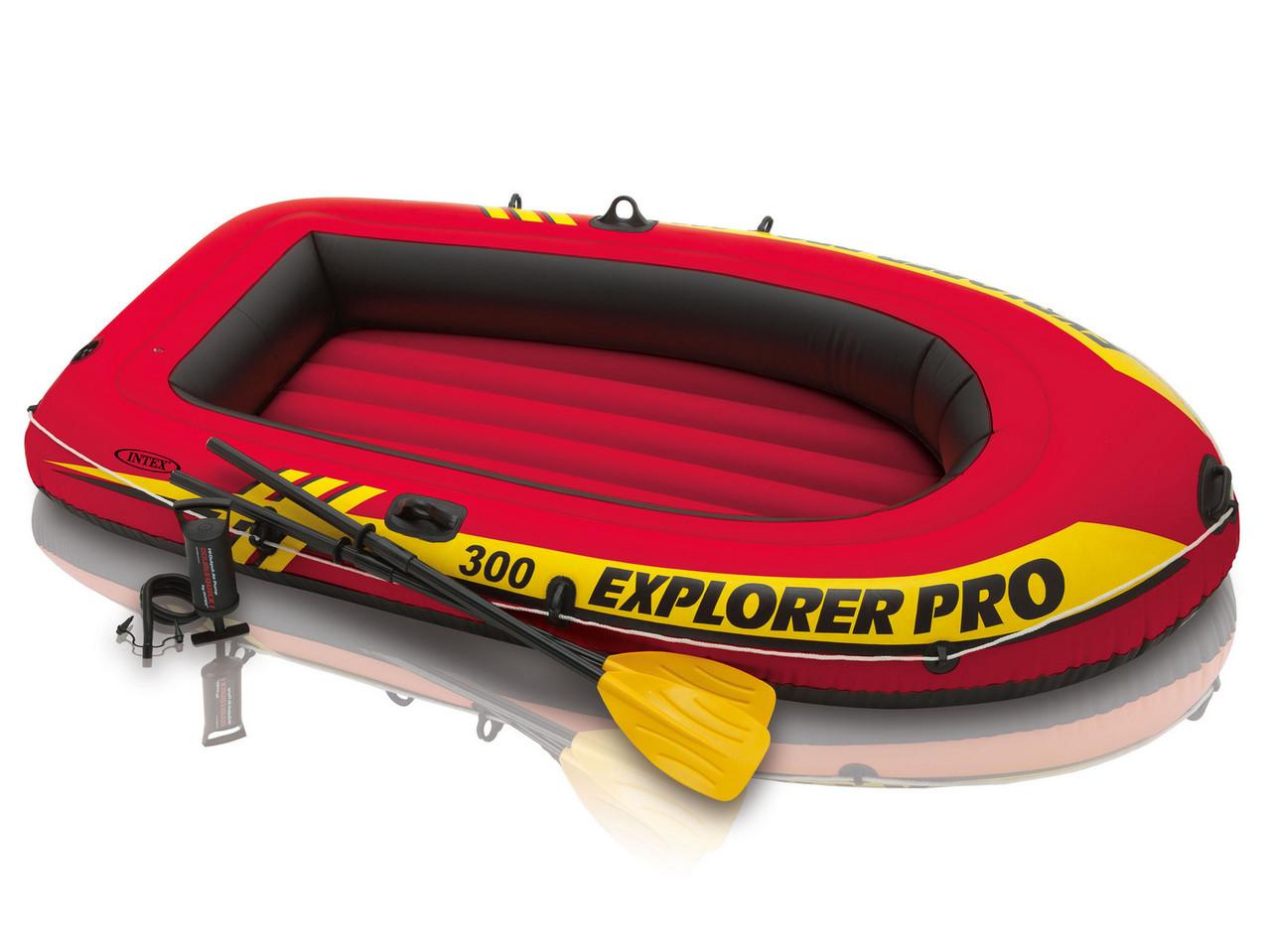 INTEX надувний човен Explorer Pro 300 58358
