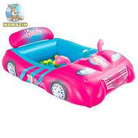 Игровой центр для девочек Barbie машина с шариками, Бествей