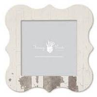 Рамка под состаренное крашеное дерево от Fancy Pants , 30х30см , 01715