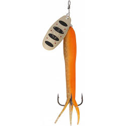 Блешня Savage Gear Flying EEL Spinner #3 23g Orange Gold