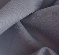 Габардин 50х50 см однотонный (серый), фото 1