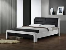 Півтораспальні ліжка з мякою оббивкою
