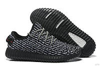 Женские кроссовки Adidas Yeezy Boost 350 Low Pirate Black