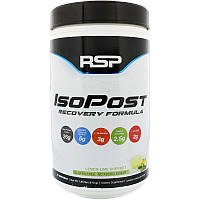 RSP Nutrition, IsoPost, Recovery Formula, Lemon Lime Sherbert, 1.85 lbs (810 g)