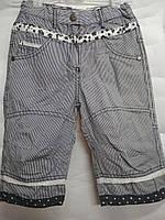 Брендовые шорты-бриджи для девочки Topolino 104 рост, фото 1
