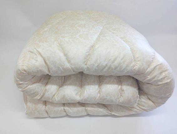 """Одеяло лебяжий пух """"Узоры"""" 1.5-сп., фото 2"""