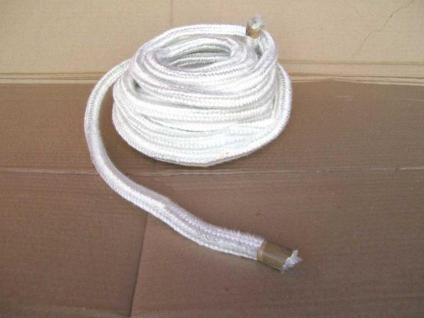 Термостойкий уплотнительный шнур 20 мм.