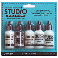 Медиумы Ranger - Claudine Hellmuth Studio Kit Mediums , HSK32038