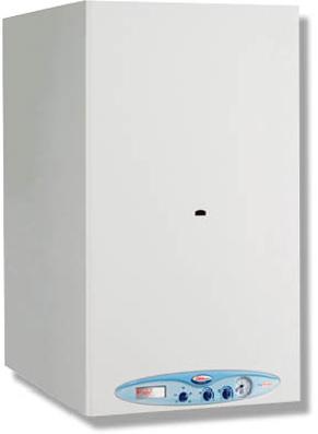 LIBRA DUAL LINE TECH BTFS 32 Котел газовый с бойлером 25 л (турбо) 2-контурный NOVA FLORIDA, фото 2
