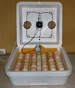 Инкубаторы с ручным переворотом яиц.