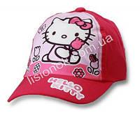 Кепка Disney (Оригинал) Hello Kitty, 52-54см 52см, Малиновая