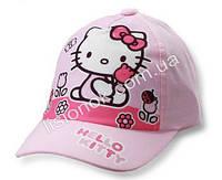Кепка Disney (Оригинал) Hello Kitty, 52-54см 52см, Светло-розовая