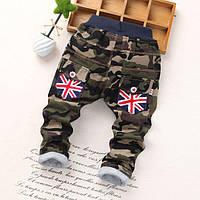 Дитячий джинсовий одяг