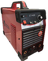 Многофункциональный сварочный аппарат (электрод, плазморез, аргон) Edon CT-420