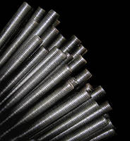 Шпилька М14х1000 різьбова DIN 975 клас міцності 5.8