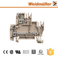 Модульные клеммы Weidmuller WDK 2.5/BLZ/5.08/ZA V - 1027410000