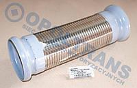 Вихлопна труба MB 6204900465 гофра
