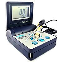 EZODO CTS-406 Кондуктометр/Солемір з виносним електродом та термодатчиком