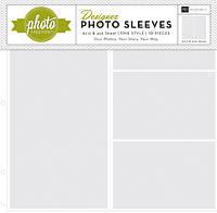 Фотофайлы Echo Park - Photo Sleeves 15х30см и 10х15см , PFPS1005