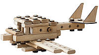 Деревянный конструктор Самолет ArInWOOD (01-105)