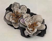 Бумажные цветы Prima - Valentine - Grey , 571030