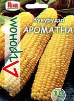 """Семена кукурузы сахарной Ароматная, среднеспелый, 10 г, """"Агроном"""", Украина"""