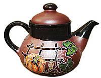 """Заварочный чайник керамический """"Тынок"""" 1л"""
