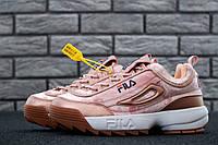 Женские кроссовки Fila Disruptor 2 Pink , фото 1