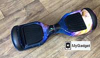 "Гироскутер / Гироборд Smart Balance Elite Lux 6,5"" Космос + Сумка + Пульт, фото 1"