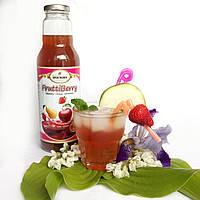 Фруктовые напитки «Frutti Berry» (яблоко, груша, клубника) 0,75 л