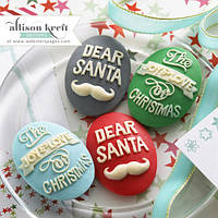 Камеи Websters Pages - It's Christmas - Perfect Accents Cameo Set , CM5077