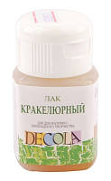 Лак кракелюрный Decola , 50мл