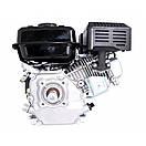 Двигатель газ/бензиновый LIFAN LF170F-Т (шпонка) 7,5 л.с., фото 4