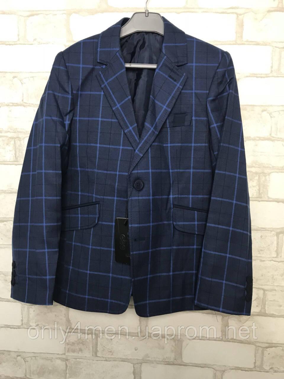 Пиджак для мальчика 10-13 лет