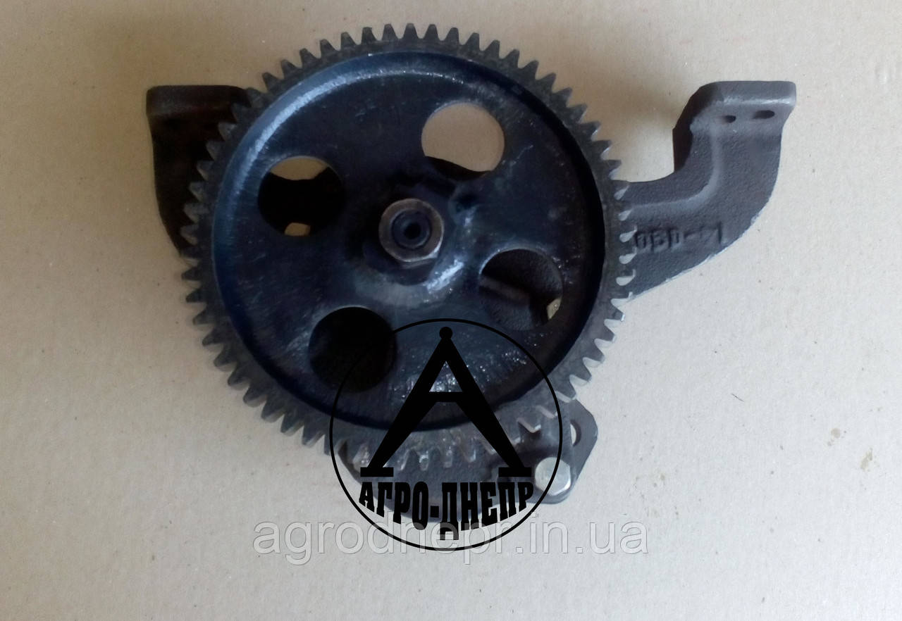 Насос масляный на двигатель СМД-14-23 21-09С2, фото 1