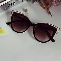 Солнцезащитные женские очки Диор, Dior 2018 38cc2f3dca6